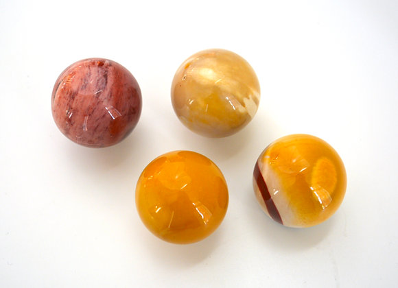 Mookaite Jasper - Crystal Ball