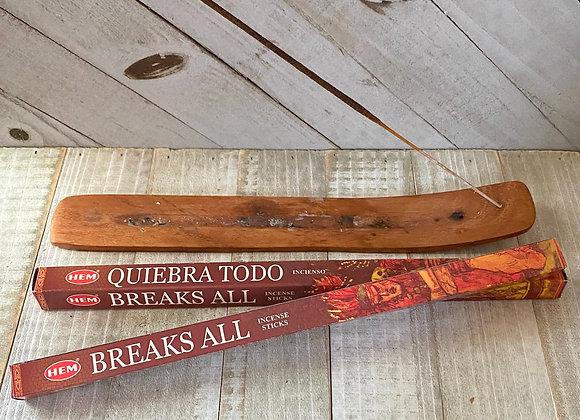 Breaks All - HEM Incense Sticks