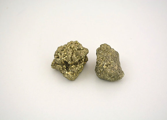 Natural Gold Pyrite - Raw Cluster