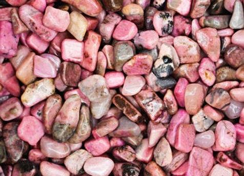 Rhodonite - Tumbled Chips