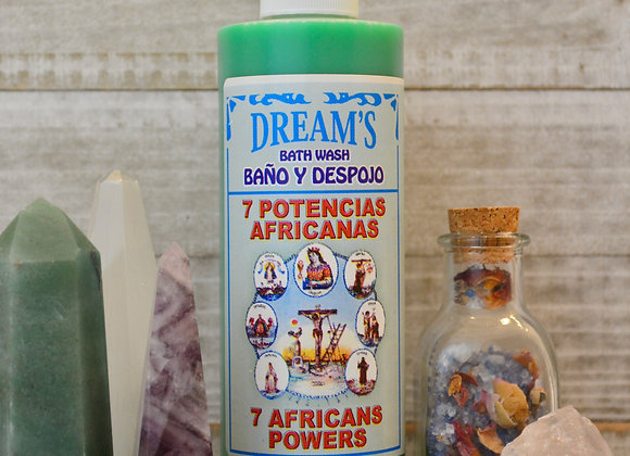 7 Africans Powers - Bath + Floor Wash
