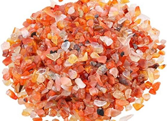Carnelian - Tumbled Chips