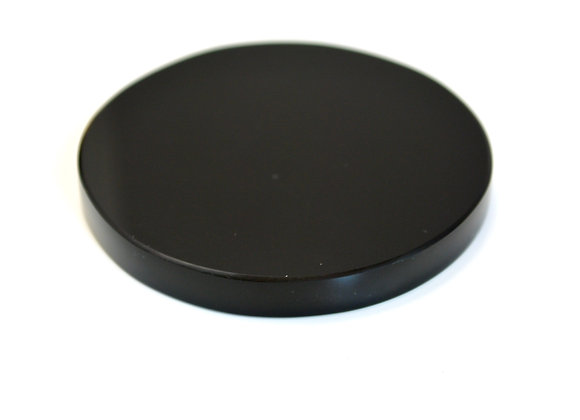 Black Obsidian Scrying Mirror - Large