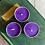 Thumbnail: Tealight Candles - Purple