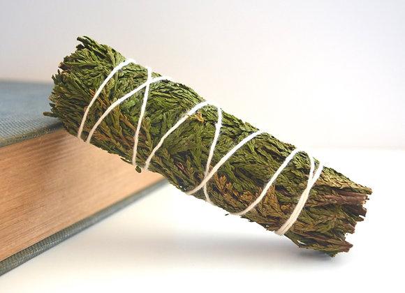 Cedar Bundle - Smoke Stick