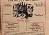 Three Kings Almanac + Dream Book 2020 - Lotto Book