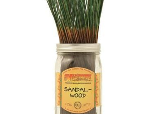 Sandalwood - Wildberry Stick Incense