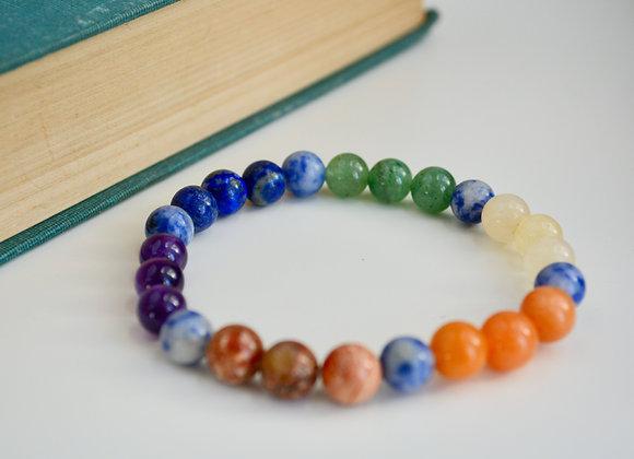 Chakra Bracelet 7 Color
