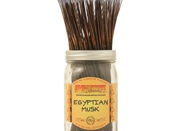 Egyptian Musk - Wildberry Stick Incense