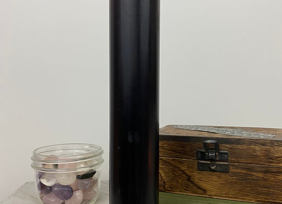 Reversible Jumbo Candle - Black + Red