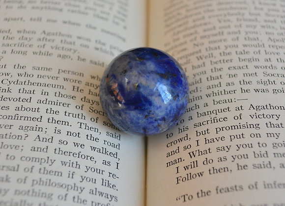 Sodalite - Crystal Ball