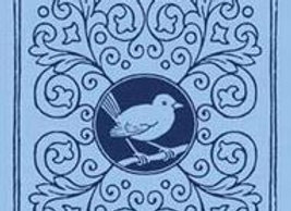 Blue Bird Lenormand Fortune Telling Cards