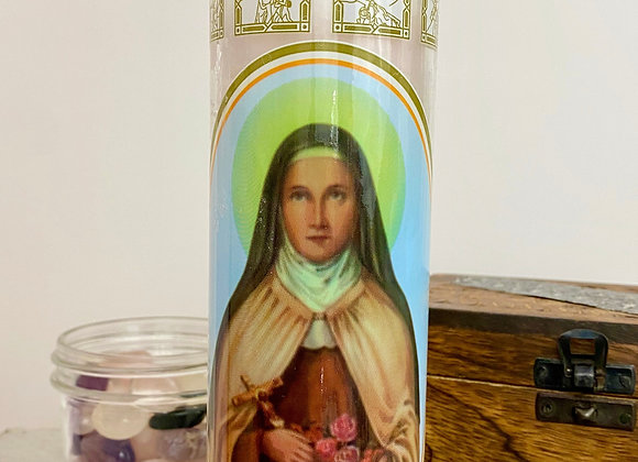 St. Theresa - 7 Day Candle