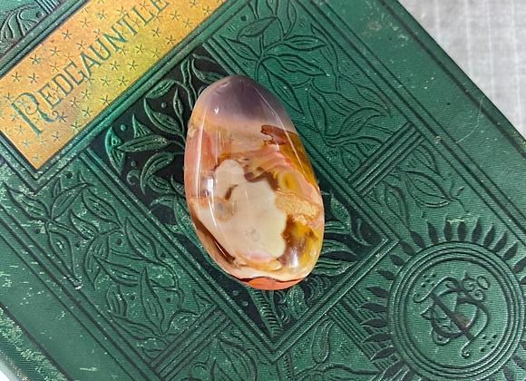 Polychrome Jasper - Freeform Palm Stone
