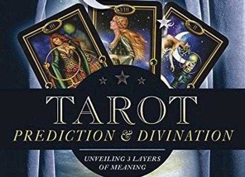 Tarot Prediction & Divination   By Susyn Blair-Hunt