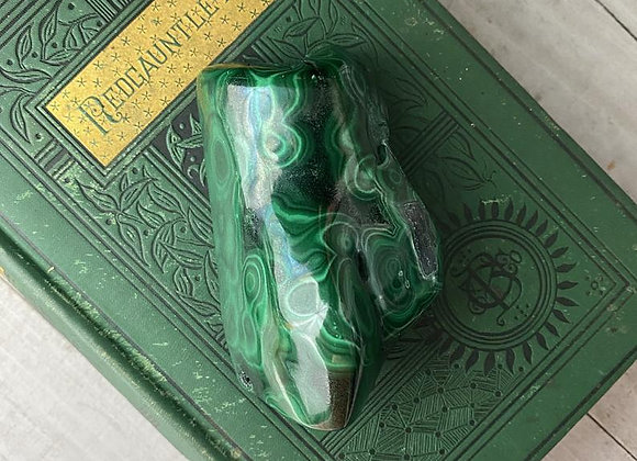 Green Malachite - Polished Freeform