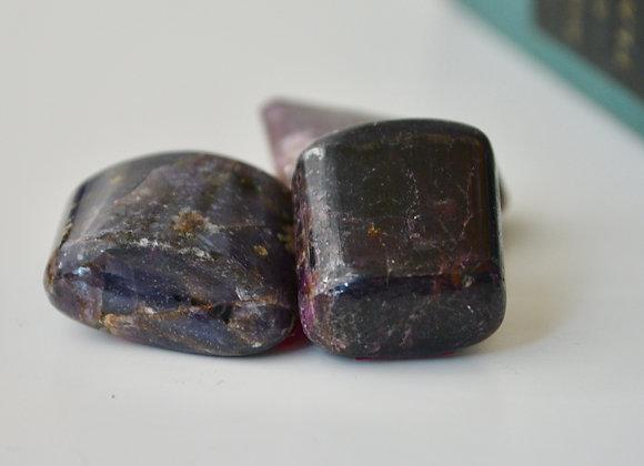 Ruby - Large - Tumbled Stone