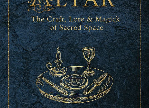 The Witch's Altar | By Jason Mankey + Laura Tempest Zakroff