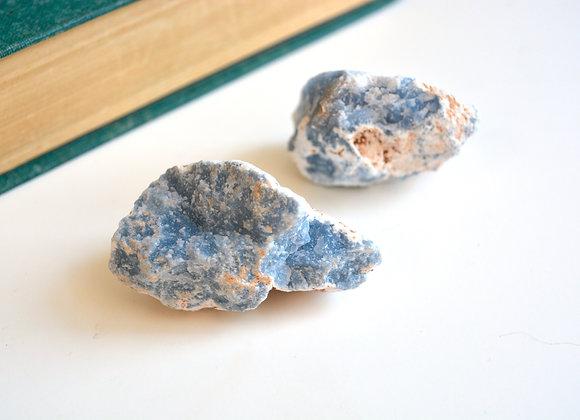 Angelite - Raw Stone