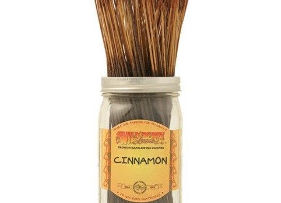 Cinnamon - Wildberry Stick Incense