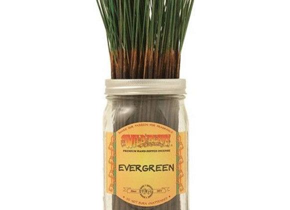 Evergreen - Wildberry Stick Incense