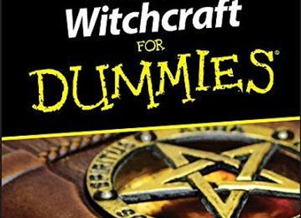 Wicca & Witchcraft for Dummies | By Diane Smith