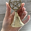Thumbnail: Pentagram Brass Bell