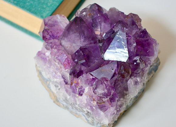 Amethyst - Large Raw Crystal