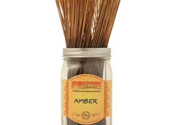 Amber - Wildberry Stick Incense