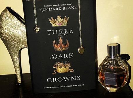 Three Dark Crowns Review