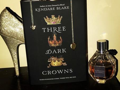Three Dark Crowns Review
