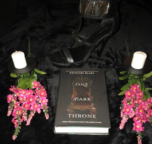 One Dark Throne Review