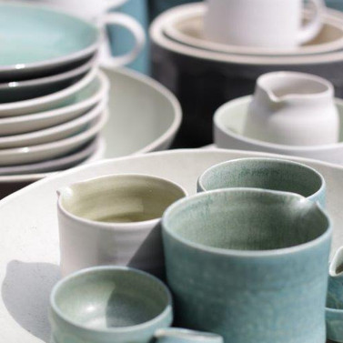'Using handmade every day'  Een klein selectie is te koop.