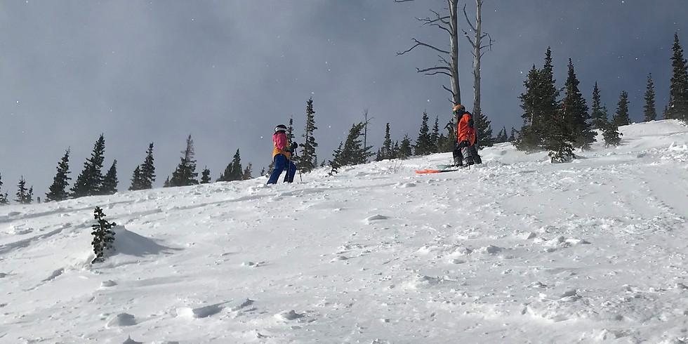 Castle Mountain Ski Weekend