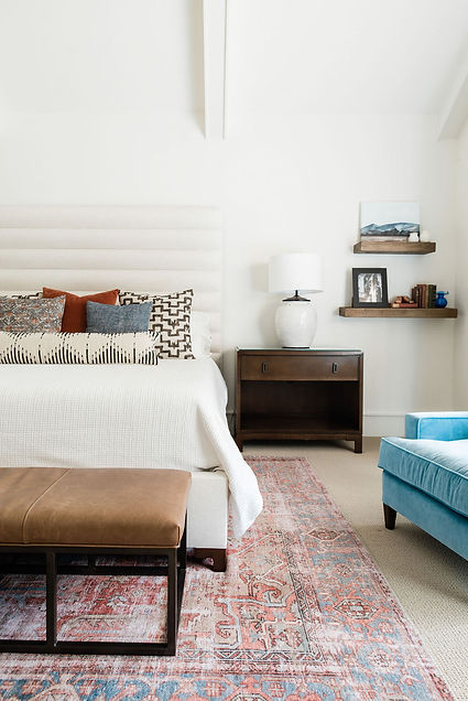 From Dark Cave to Bright Retreat - A Primary Bedroom Reveal