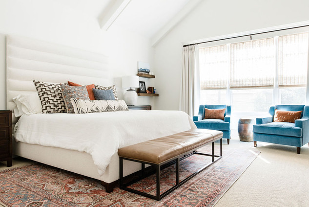 Braes Heights {Primary Bedroom}