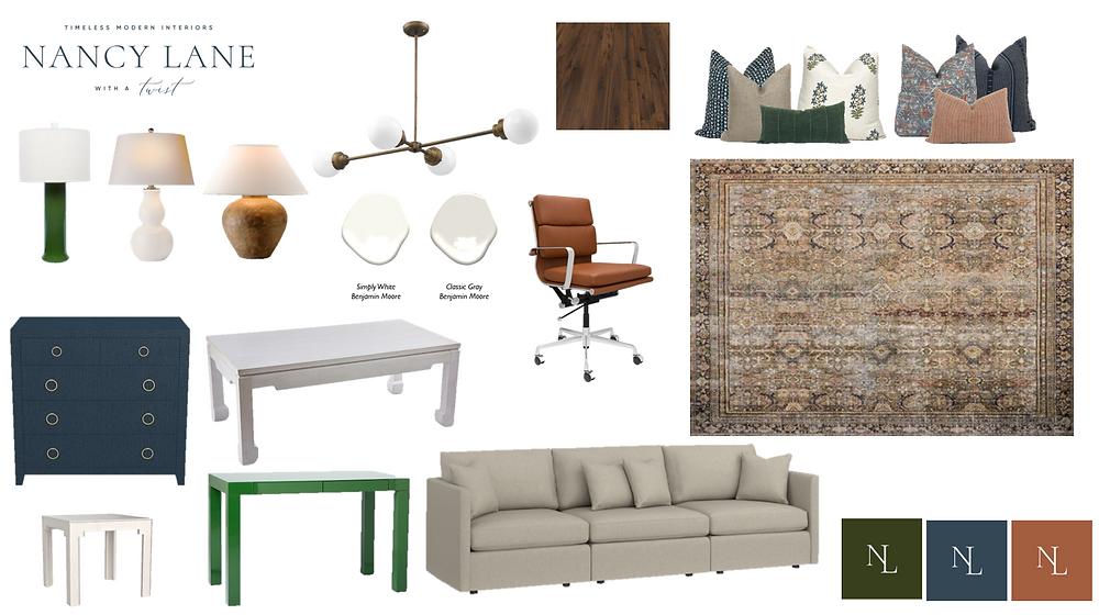 Nancy Lane Interiors | New Studio