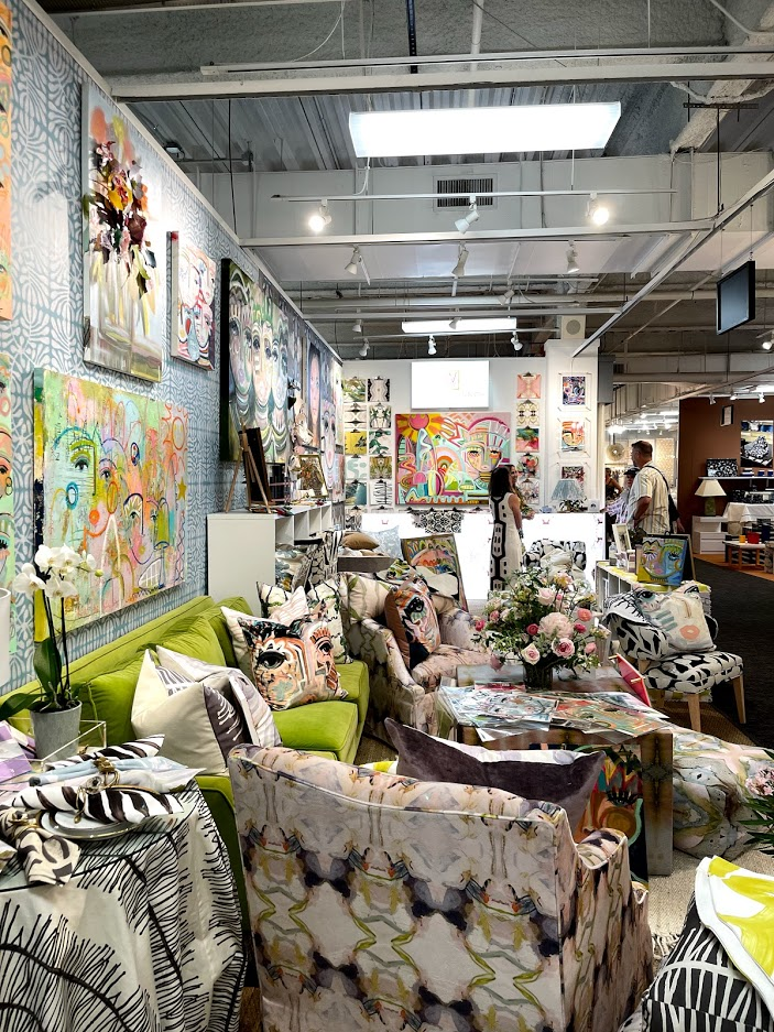 High Point Market recap 2021 by Nancy Lane Interiors