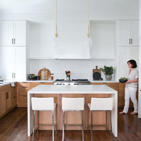 A Houston Minimalist Kitchen Reveal