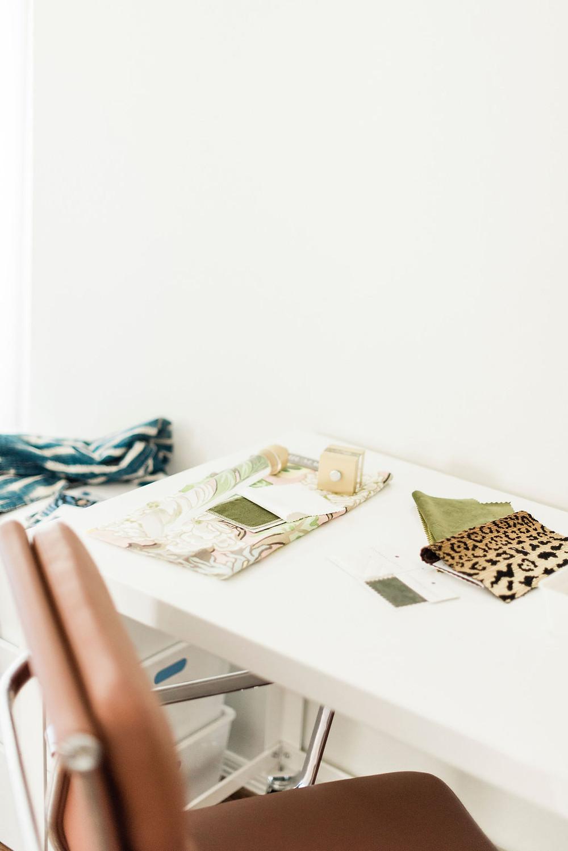 New studio space of Houston interior design firm Nancy Lane Interiors