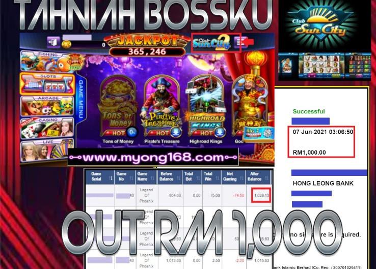 Malaysia casino Game