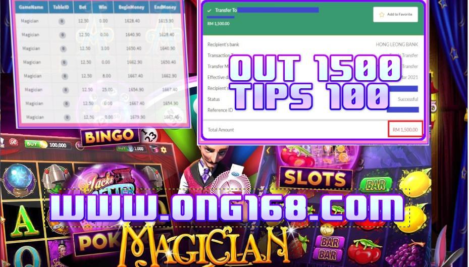magician slot free game