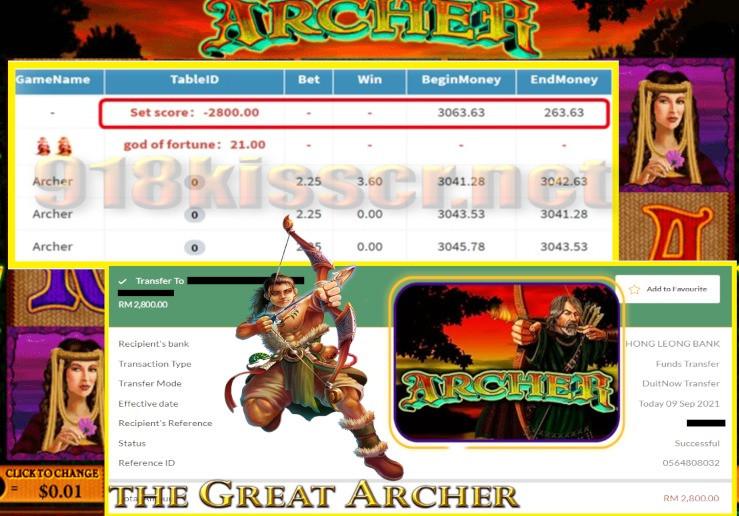 Game Archer