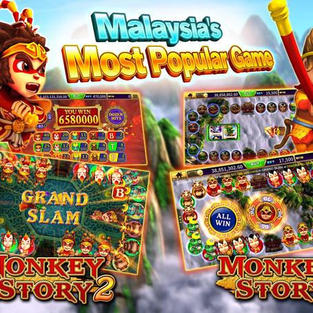 MONKEY STORY PLUS SLOT | SUN WU KONG SLOT  | SUN WUKONG SLOT | WUKONG SLOT (Casino Malaysia Online)