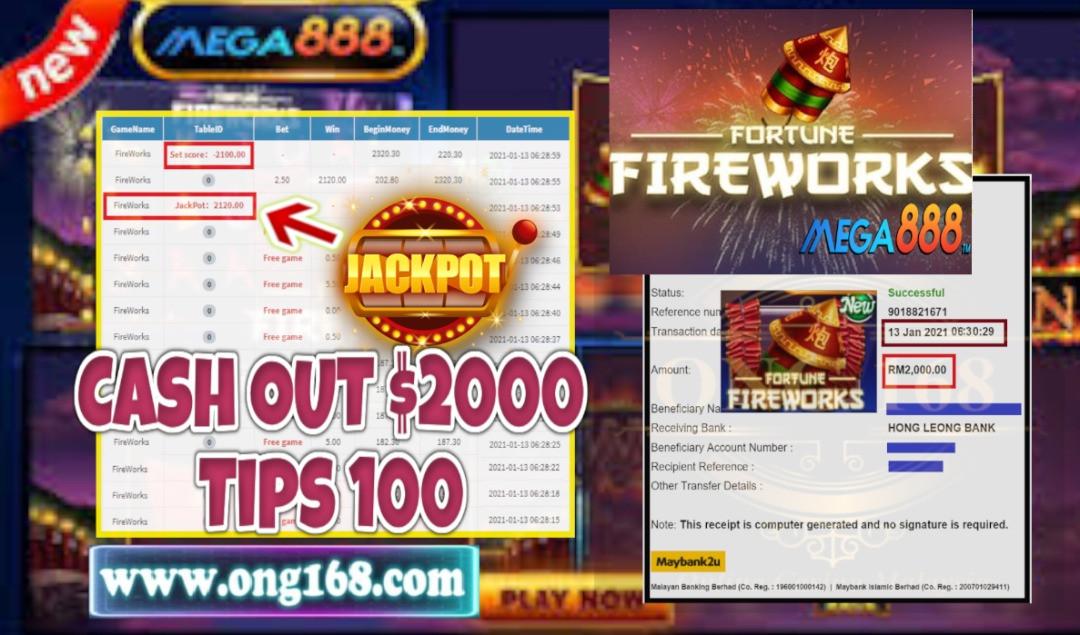 mega888 free game