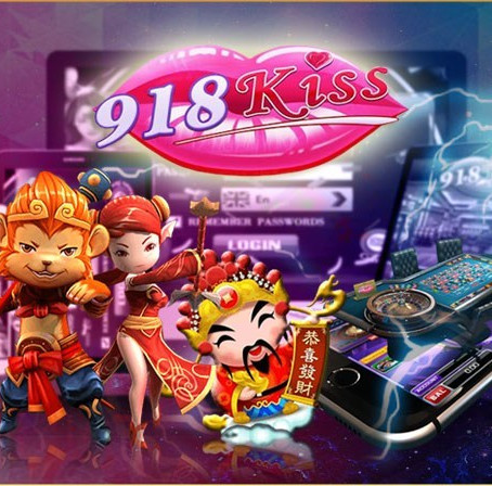Top Online Casino Game 918Kiss / Scr888
