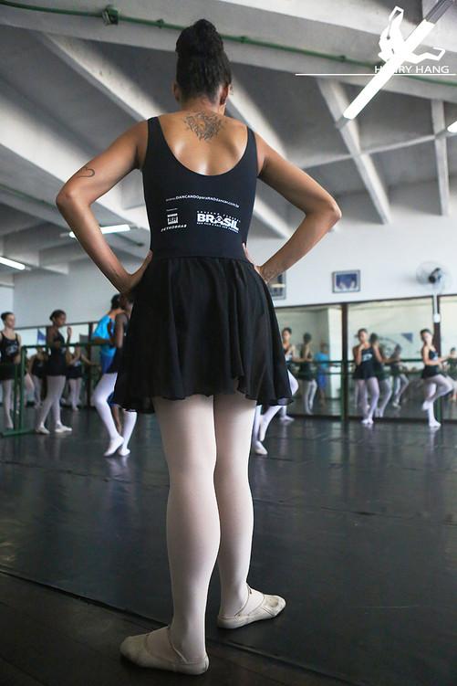 Ecole de danse Brésil
