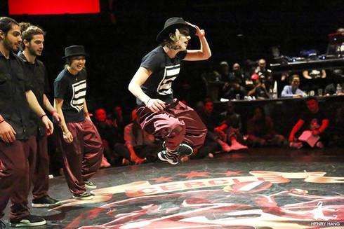 battle danse