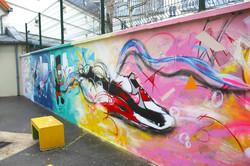 Ecole Marx Dormoy Paris 75018