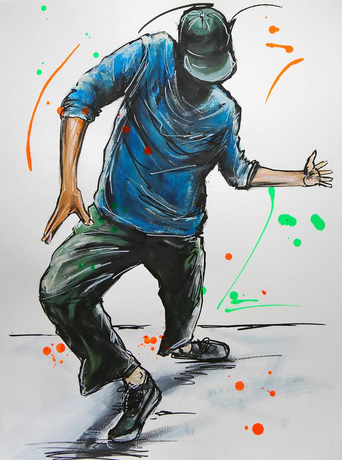 Histoire des danses hip hop - le cycle intégral